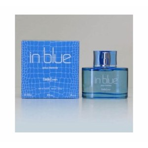 Estelle Ewen In Blue Pour Homme фото