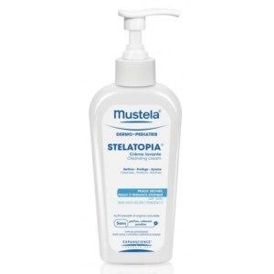 Крем для мытья Mustela Stelatopia фото