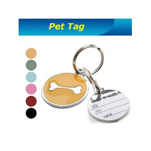 Адресник Aliexpress OEM Pirce for Dog Bone Style Dog Name Tag Pets Dog Tag Stainless Steel Identity card For easy finding the Pet Free Shipping фото