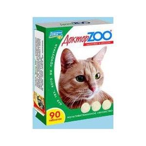 Витамины Доктор Zoo Мультивитаминное лакомство фото