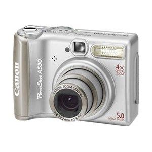 Canon PowerShot A530 фото