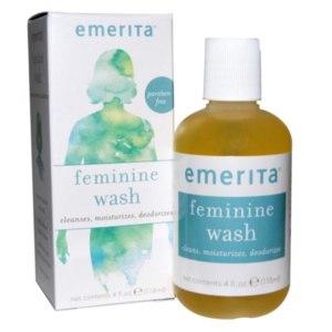 Жидкое мыло для интимной гигиены Emerita Feminine wash фото