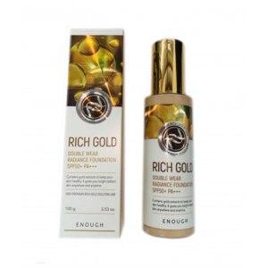 Тональный крем Enough Rich Gold Double Wear Radiance Foundation фото