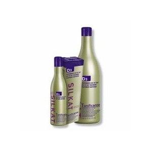 Шампунь Silkat тонизирующий для сухих и чувствительных волос  PROTEIN TONIFICANTE D3 BES фото