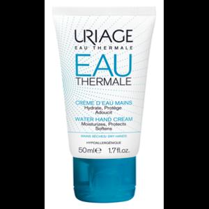Крем для рук Uriage Увлажняющий Eau Thermale Water Hand Cream  фото