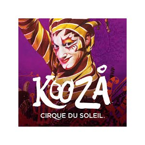 KOOZA - Cirque du Soleil, Москва фото