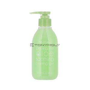 Пилинг для лица TONY MOLY Peeling Me Aloe Soothing Gel фото