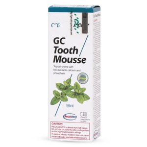 Крем GC для зубов Tooth Mousse , Mint 35 мл фото