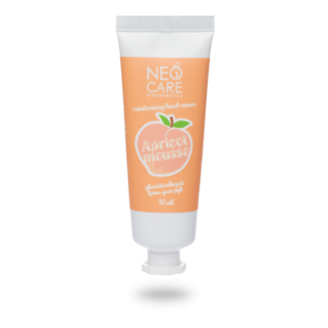 "Крем для рук Neo Care  ""Apricot Mousse"", увлажняющий фото"