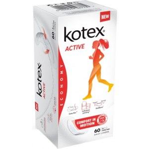 Прокладки ежедневные Kotex Active Экстра Тонкие фото