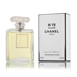 Chanel No 19 Poudre фото