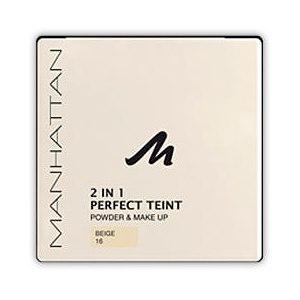 Пудра Manhattan Perfect Teint Powder&Make Up 2 in 1 фото