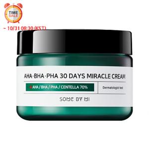 Крем для лица SOME BY MI AHA BHA PHA 30 Days Miracle Cream фото
