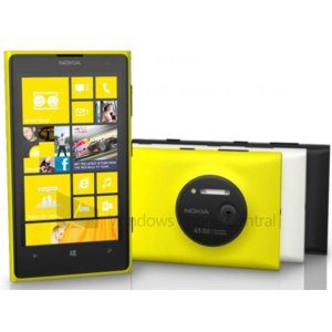Nokia Lumia 1020 фото