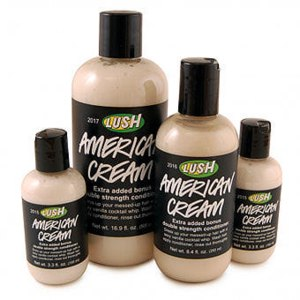 Кондиционер для волос Lush Ваниль (American cream) фото