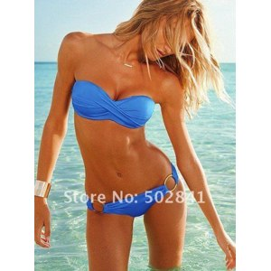 Купальник AliExpress Best feedback high quality fashion sexy with cup swimwear swimsuit Shoulder strap Bikini фото
