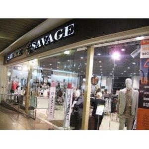 SAVAGE , Сеть магазинов фото