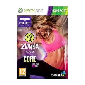 Zumba Fitness Core (XBox 360) фото