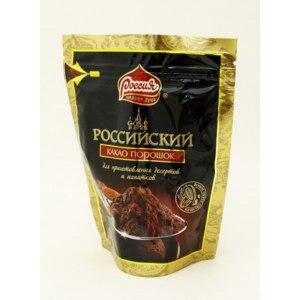 Какао Россия российский фото
