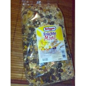 Мюсли Bruggen Früchte Müsli - с фруктами фото