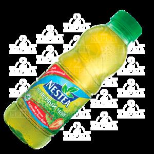 Чай  Nestle Nestea зеленый со вкусом клубники и алоэ вера фото