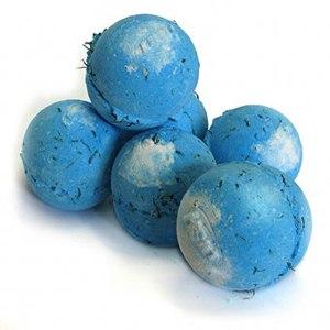 Бомба для ванны Lush Большая синяя бомба фото