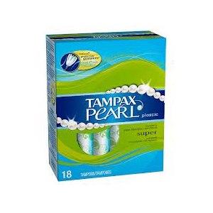 Тампоны Tampax Pearl фото