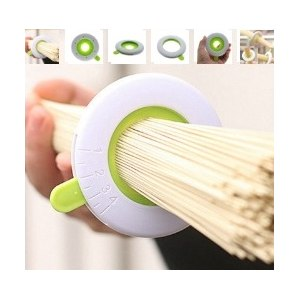Измеритель спагетти AliExpress Innovative Compact Spaghetti Measures Kitchen Gadgets Noodle Measuring Tools / Adjustable Portion Guide for One to Four Servings фото