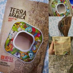 Кофе TERRA ARABICA Product of Brazill фото