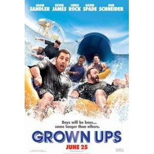 Одноклассники / Grown Ups (2010, фильм) фото