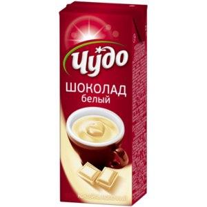 Коктейль Чудо Белый шоколад фото