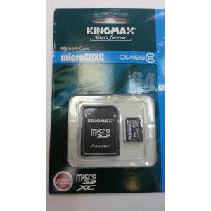 Micro SD флешка Kingmax 64Gb фото