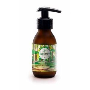 """Гидрофильное масло Ecocraft для жирной и проблемной кожи """"Black currant and tar"""" фото"""