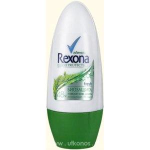 Дезодорант-антиперспирант Rexona expert protection биозащита 48ч. fresh фото
