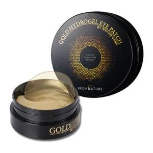 Гидрогелевые патчи для кожи вокруг глаз From Nature Gold Hydrogel Eye Patch фото