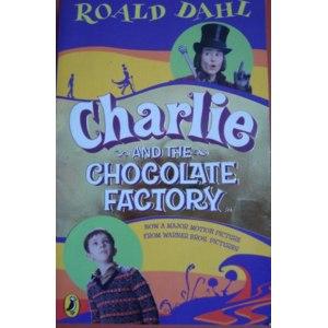 Чарли и шоколадная фабрика / Charlie and the Chocolate Factory. Роальд Даль фото