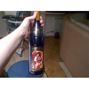 Вино WorldStar Trading GmbH Lubmadam,красное полусладкое 10% фото