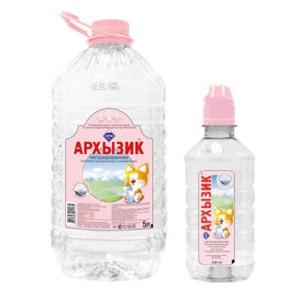 Вода Архызик Вода для детей фото
