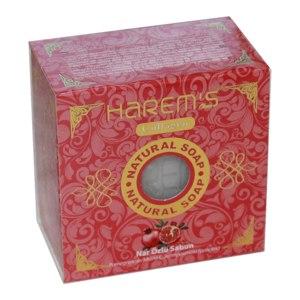 Натуральное мыло Harem's С маслом гранатовых косточек  фото