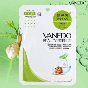 Маска для лица   VANEDO Beauty Friends Регенерирующая с эссенцией улитки фото