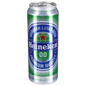 Безалкогольное пиво Heineken 0,0 фото
