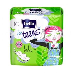 Прокладки Bella for teens ultra relax фото