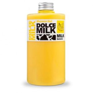 Гель для душа Dolce milk Молоко и банан фото