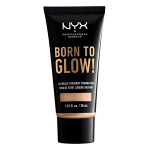 Тональная основа NYX Professional Makeup Born to Glow! фото