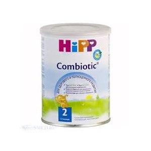 Детская молочная смесь HIPP Combiotic 2 фото