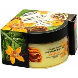 Скраб для тела Energy of Vitamins Питательный. Сливочно-ванильное суфле фото