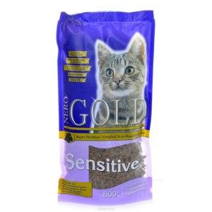 Корм для кошек Nero Gold Super Premium Sensitive фото