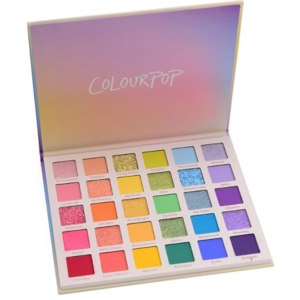 Палетка теней для век ColourPop Fade into hue фото