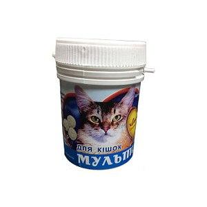 Витамины для котов Лакки Мультивит фото