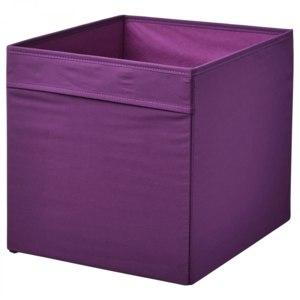 Коробка для хранения ИКЕА ДРЁНА фото